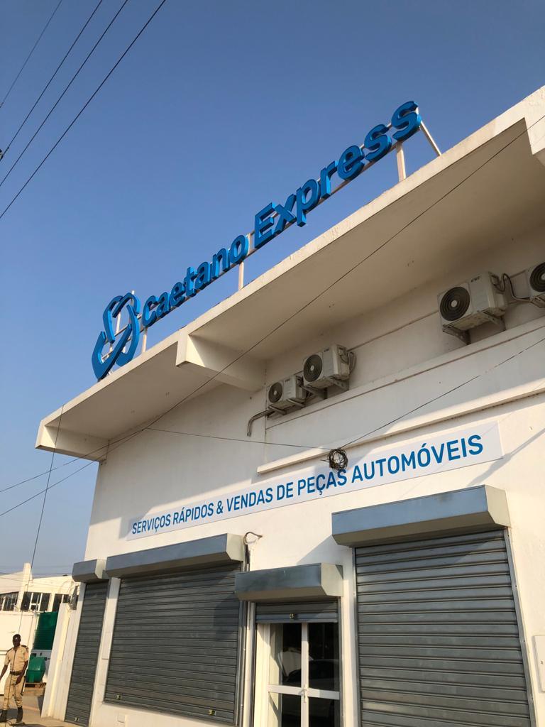 Caetano Express